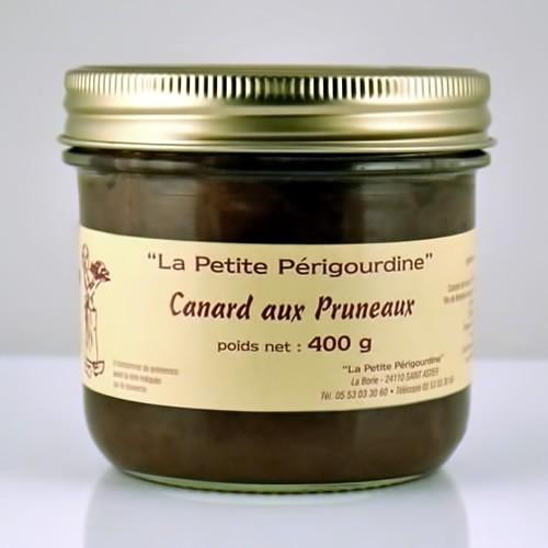 Canard aux pruneaux Bocal - Foie Gras Hélène Mudry