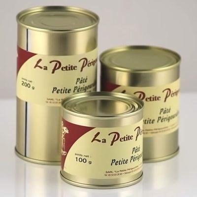 Le Pâté Petite Périgourdine (Boite)