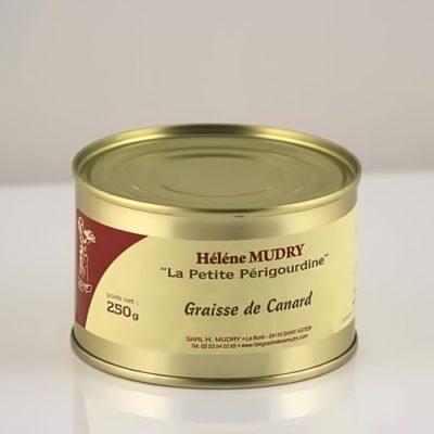 Graisse de Canard boite 250g