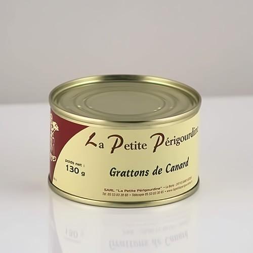 Grattons de Canard - Boite 130g