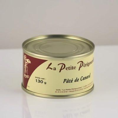 Pâté de Canard boite 130g