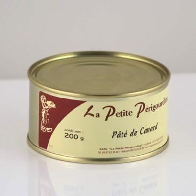 Pâté de Canard boite 200g
