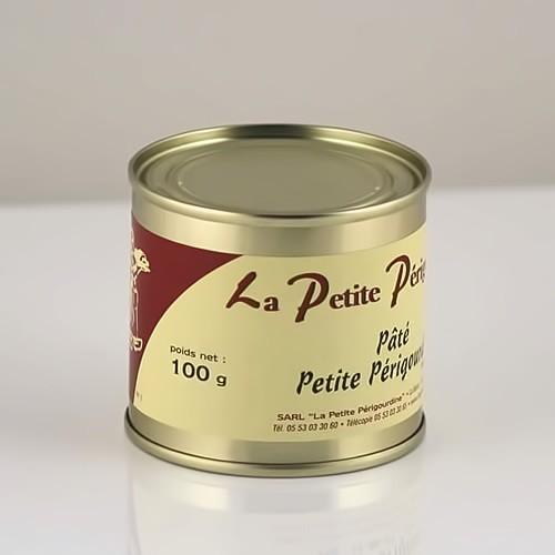 Le Pâté Petite Périgourdine (Boite 100g)