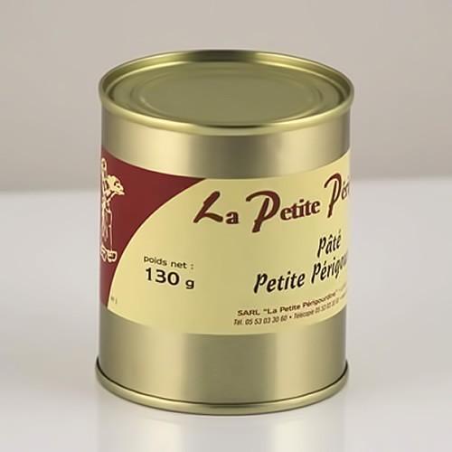 Le Pâté Petite Périgourdine (Boite 130g)