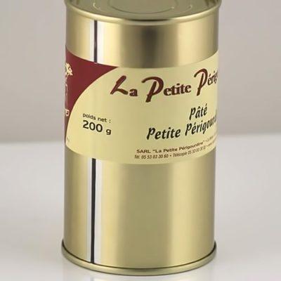 Le Pâté Petite Périgourdine (Boite 200g)