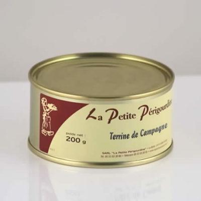 Terrine de Campagne (Boite 200g)